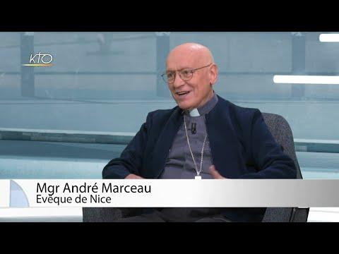 Mgr André Marceau - Diocèse de Nice