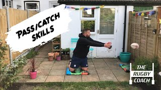 10 Rugby Pass & Catch Skills | The Rugby Coach