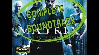 The Matrix Complete Soundtrack