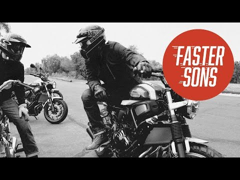 2020 Yamaha XSR900 in Tamworth, New Hampshire - Video 1
