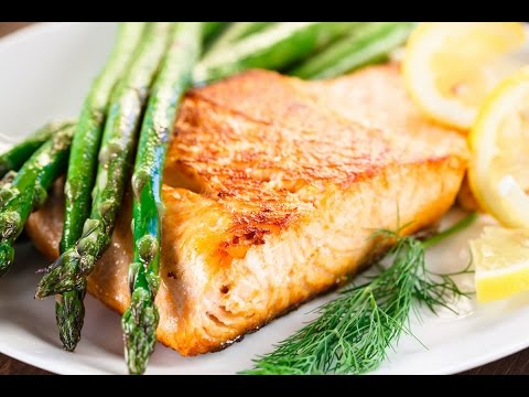 How to: Baked Salmon with Asparagus