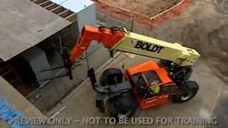 Forklift Workshop for Construction
