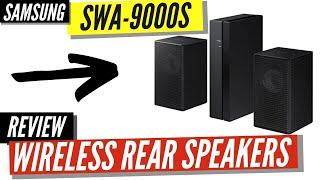 Samsung SWA-9000s Wireless Rear Speaker Kit Review