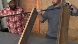 How To Build A Garment Rack