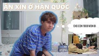 Hàn Quốc có ĂN XIN? Sự thật về nghề ĂN XIN ở Hàn Quốc?