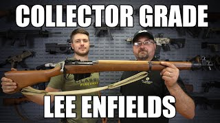 Enfield #4 .303 Caliber Bolt Action Rifle. Overall Surplus Very Good to Excellent - Private Collection - C & R Eligible
