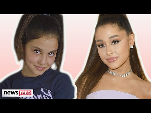 Ariana Grande Posts TBT And This ONE THING Has Not Changed!