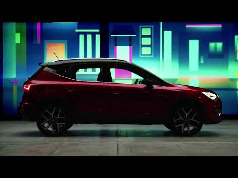 Seat  Arona Паркетник класса J - рекламное видео 2