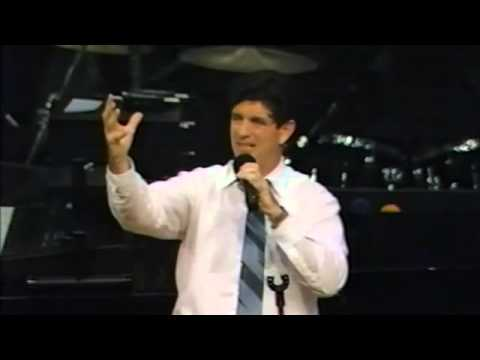 """Releasing God To Be What He Is"" Jeff Arnold BOTT 1988"