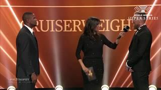 Дмитрий Кудряшов и Юниер Дортикос первая встреча на суперсерии   Мир бокса