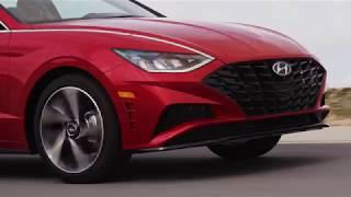 2020 Hyundai Sonata   NY Auto Show   TestDriveNow