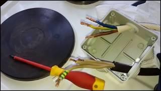 Ремонт электроплиты, исправляем ошибки подключения