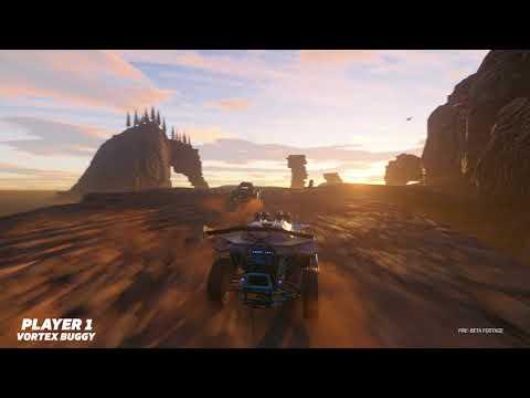 ONRUSH - Stampede gameplay de Onrush