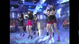 [HD] 4 Minute  What a Girl Wants in Philippine  WOWOWEE (FEB 6 2010) by jrances22