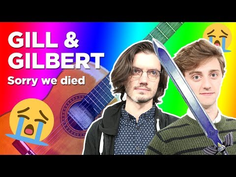 Gill & Gilbert Want to Apologize For Dying in The Legend of Zelda: Breath of the Wild