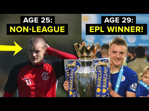 TOP 5 players who succeeded at a late age | Never give up!