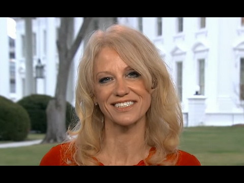Kellyanne Conway Reacts to Michael Flynn's Resignation | ABC News