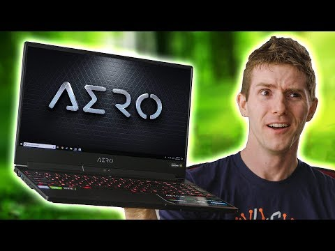 A NEW Level of Gimmick? Gigabyte Aero 15 x9 Review
