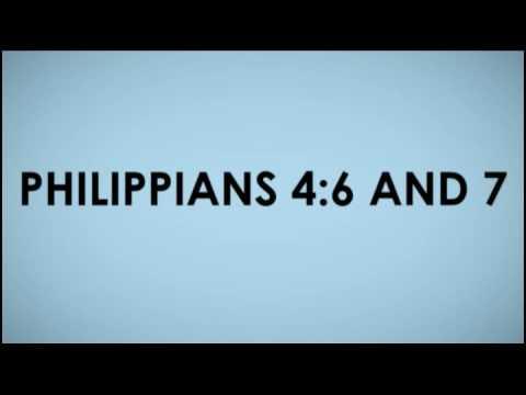 Video Philippians 4 67 Bible Memory