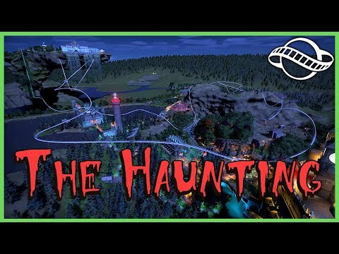 The Haunting: A Halloween Theme Park! Park Spotlight 167 #PlanetCoaster