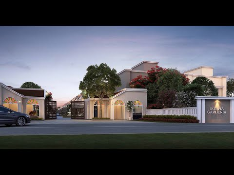 3D Tour of Sobha Gardenia