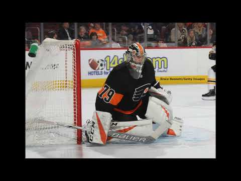 Scott Laughlin talks Rangers winning NHL Draft Lottery, Flyers vs Canadiens, Carter Hart, and more