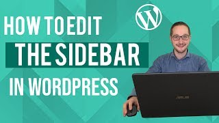 Sidebar aanpassen in WordPress Tutorial