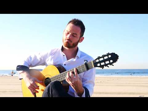 My own Flamenco Composition: A mi Mare - Granaína