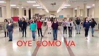 Oye Como Va Line Dance