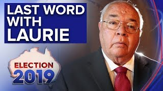 Laurie Oakes gives verdict on Federal Election campaign | Nine News Australia