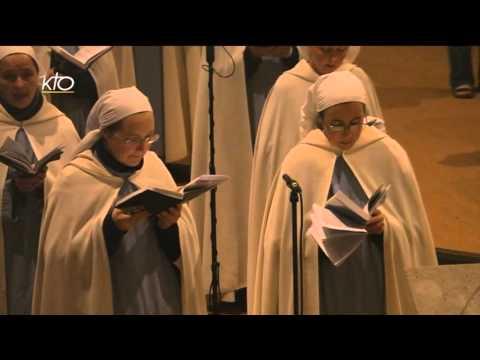 Vêpres et Eucharistie du 19 décembre 2015