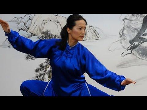 Sifu Amin Wu - Free Live Tai Chi Class - Tai Chi for Everyone!