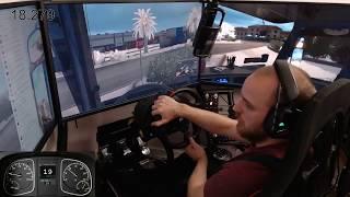 Euro Truck Simulator 2 - Pro Mods In Single Player E12