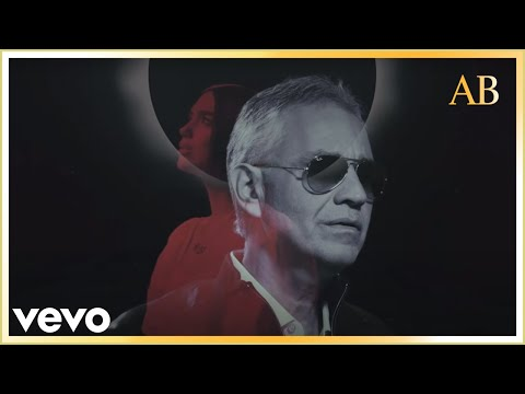 Andrea Bocelli - If Only ft. Dua Lipa (Official Music Video)