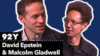David Epstein in Conversation with Malcolm Gladwell