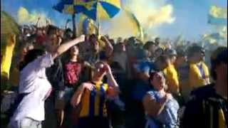 preview picture of video 'juventud de san luis - recivimiento vs estudiantes'