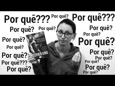 Por quê? Por que eu não lia Stephen King???