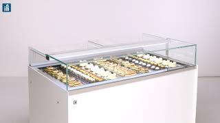 Ifi | Drop-in Delice con vetri pirolitici e riscaldati All videos