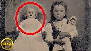 10 ตุ๊กตาสุดหลอนที่ถูกกล้องบันทึกภาพไว้ได้ (วันฮาโลวีนพิเศษ)