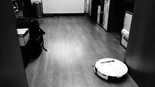 Ecovacs Robotics Deebot Ozmo 610 - Erste Reinigung im kleinen Raum