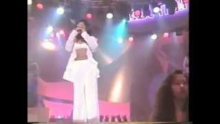 Soul Train 94' Performance - Angela Winbush - Treat U Rite!