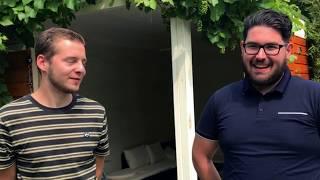 Vrienden Rauf en Nick over vriendschap en racisme