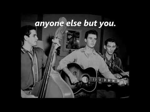 ricky nelson - never anyone..