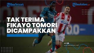 Inggris vs Kroasia Euro 2020: Bomber AC Milan Ini Tak Terima Fikayo Tomori Dicampakkan Southgate