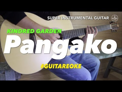 Pangako - Kindred Garden Guitar Solo Tutorial (WITH TAB) - Monstoy ...