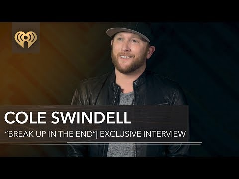 """Cole Swindell Is Excited To Release """"Break Up In The End"""" 