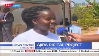 CS Mucheru to launch Ajira Digital project in Nyeri