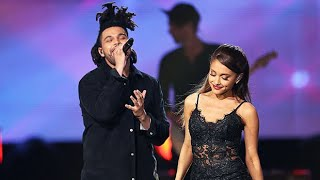 The Weeknd & Ariana Grande - Love Me Harder (Live from the 52nd American Music Awards 2014)