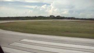 preview picture of video '✈ Landing Arke Fly Boeing 767 Holguin Airport Cuba ✈'