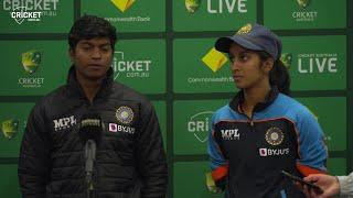 Follow-on the key for India's hopes: Pooja | Australia v India 2021
